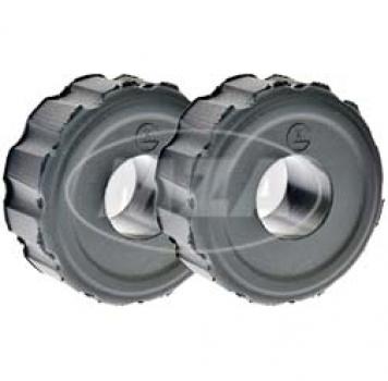 SR80 Gummiteile im Satz schwarz SR50 12 Teile
